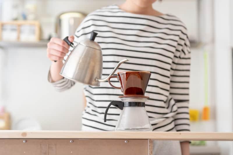 お悩み:彼氏がお茶・コーヒーの用意を自分でやろうとしません