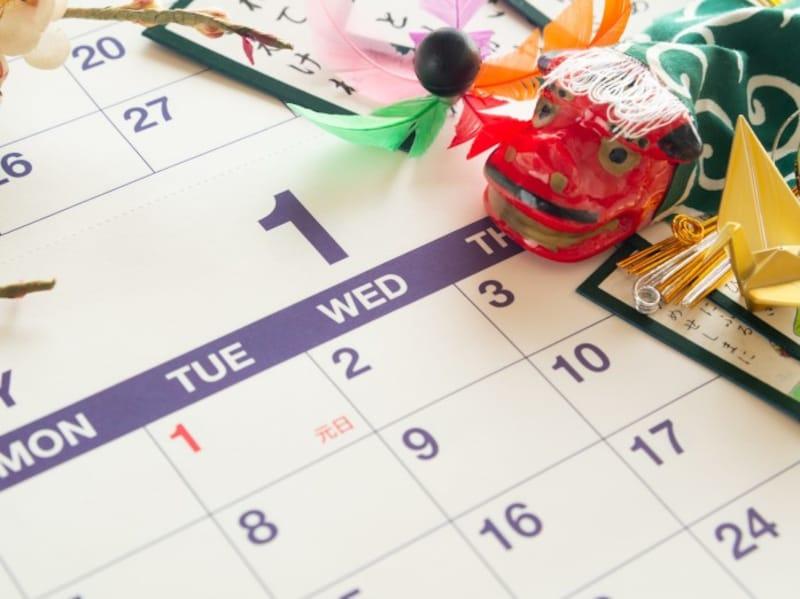 新年を祝う言葉「あけましておめでとう」はいつまで使える?