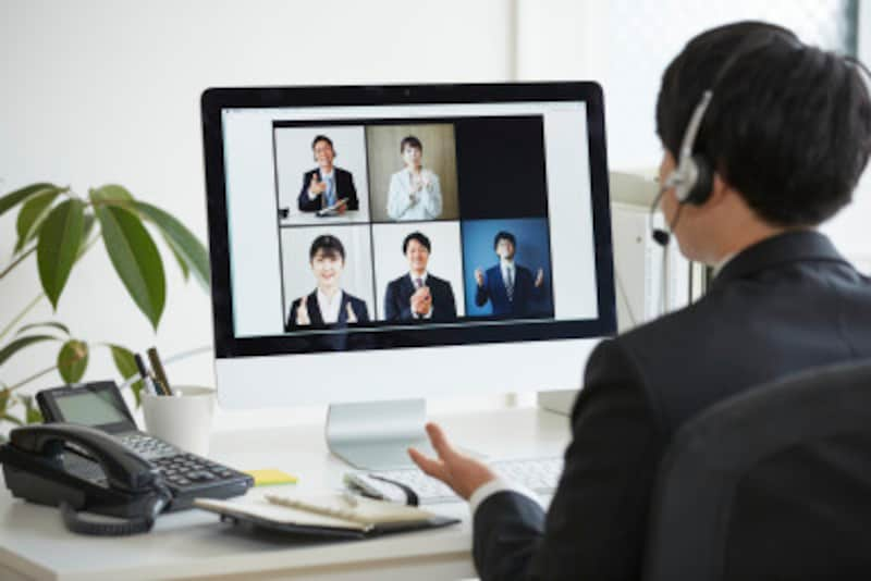 Zoomを活用したオンライン商談のポイント