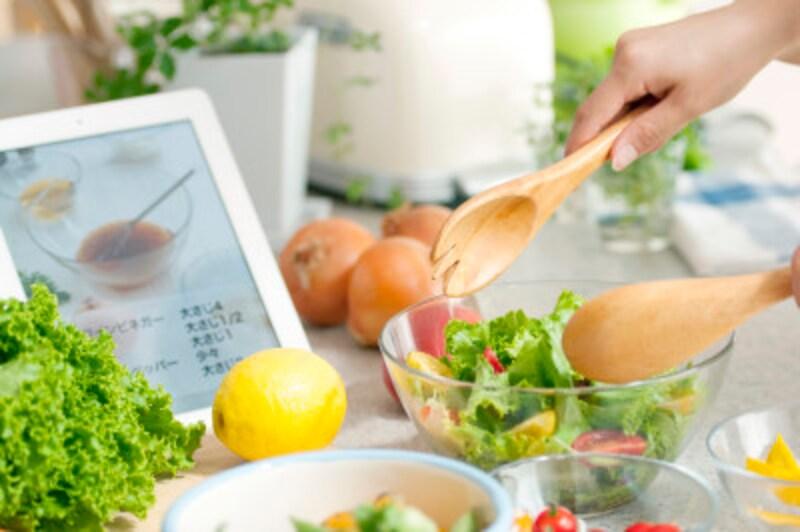 自宅で食事をつくる機会が増えて、料理関係のグッズをあげた人も多し。