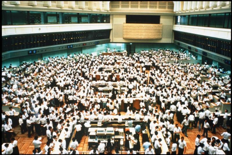 東京証券取引所(画像提供)