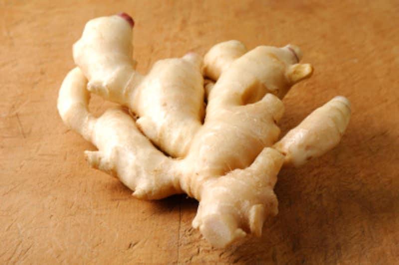 冬のダイエットにおすすめの食材1:生姜