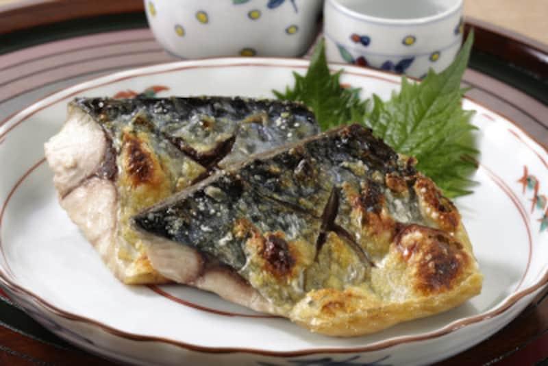 冬のダイエットにおすすめの食材4:青魚