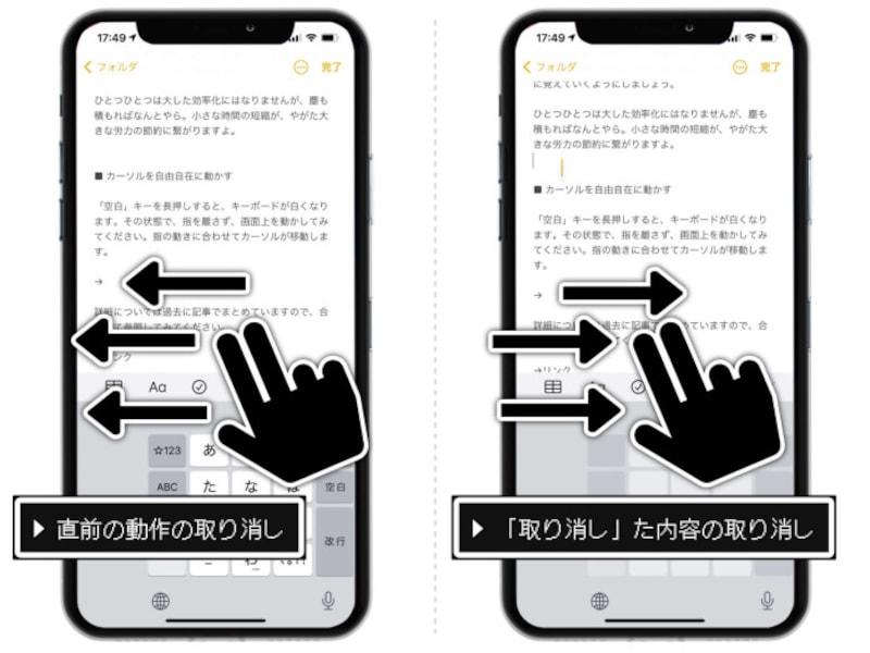 iPhoneでの文字入力スピードが5倍以上になる14のテクニック