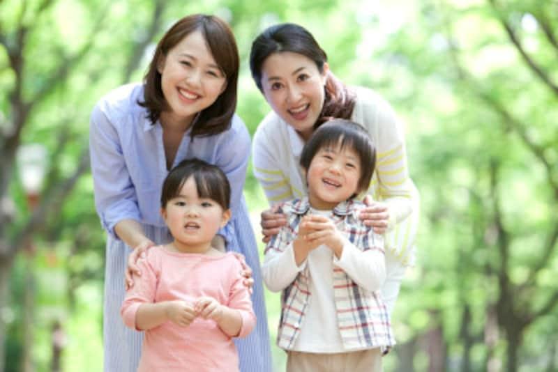 敬語・タメ口、ママ友との話し方を考える