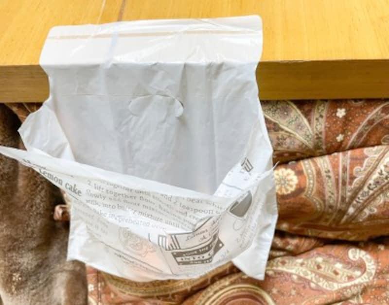 スリーコインズどこでもペタっとゴミ袋