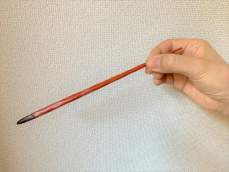 正しい箸の持ち方を簡単にマスターする方法