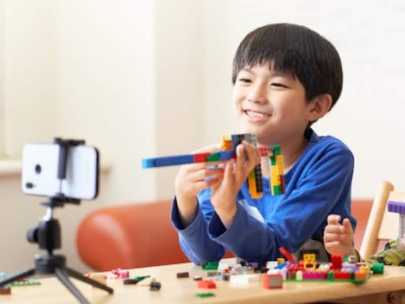 子どもたちの将来の夢ランキングで上位にランクインしているYouTuber。動画制作は社会に出たときに役立つスキルを身につく機会にも