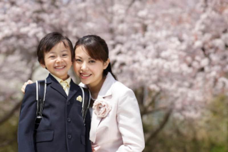 色から考える親のスーツのマナー