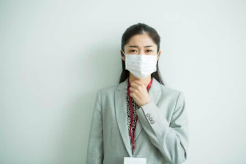 コロナウイルスに感染してしまった同僚への話し方は?