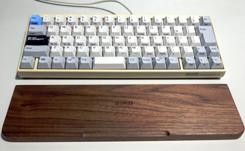 筆者のメインキーボードである「HHKBProfessionalType-S」3万5200円(税込)