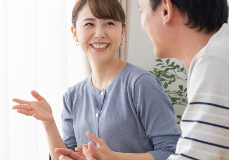 アドバイス1:尊重され、愛される女性=はっきり意思表示ができる女性
