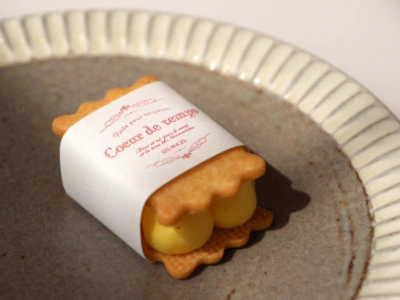 ひと口サイズのバターサンド「ムールブールサンド(324円税込)」