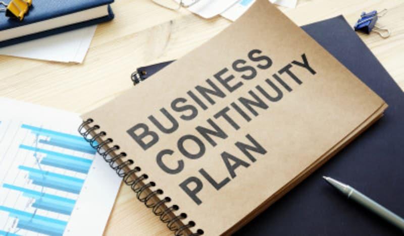 BCP(事業継続計画)を作成する