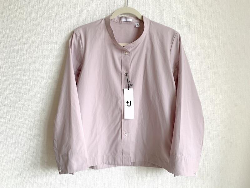 ユニクロ スーピマコットンシャツジャケット 3990円(税込)