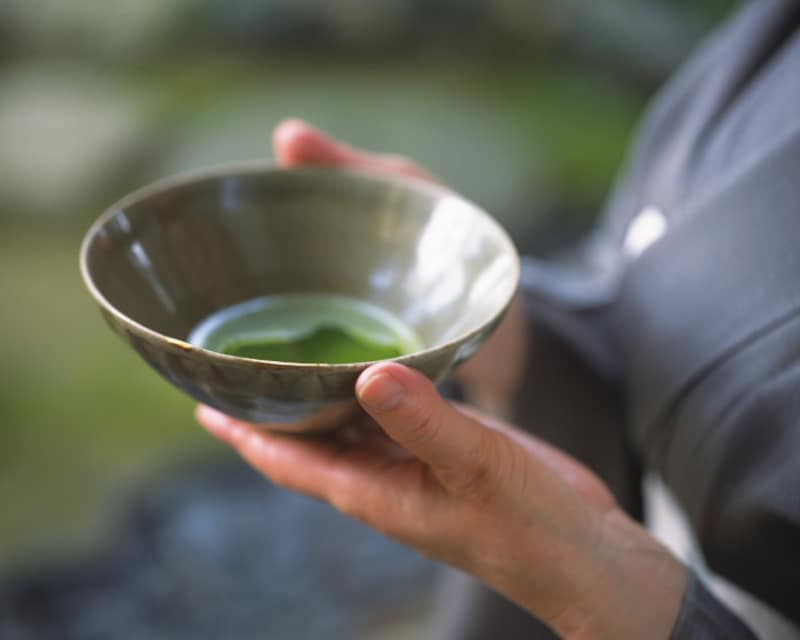 茶碗は茶器として中国から伝来しました