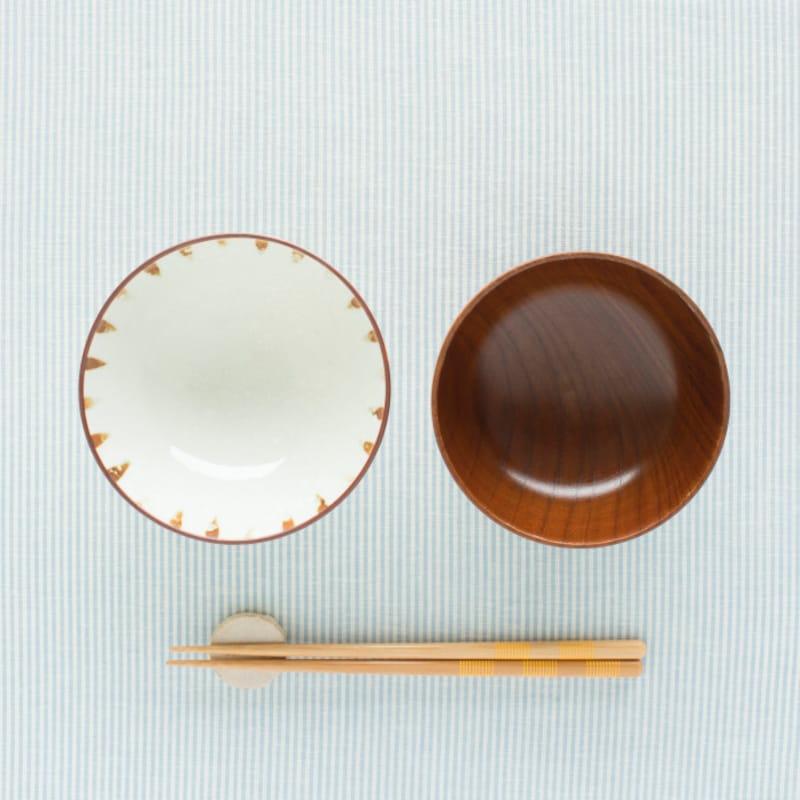 茶碗とお椀、おなじ「わん」でも字が違います