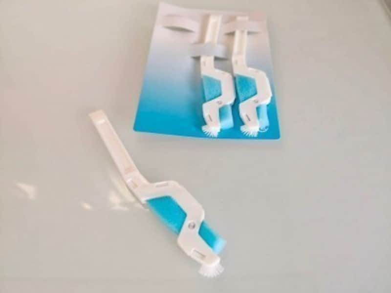 シャワーノズル専用ブラシ ダイソーおすすめトイレ掃除