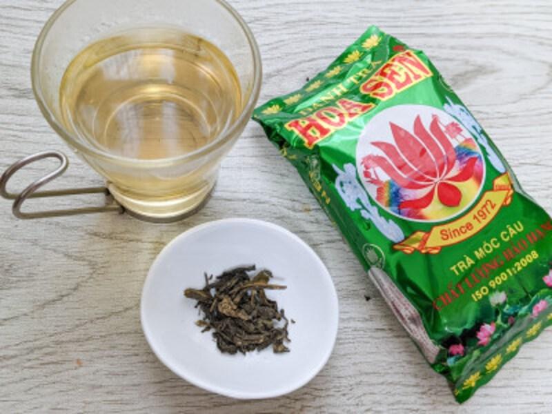 カルディの「バオロック 蓮花茶(ハス茶)」