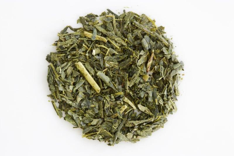 茎が混ざっているので茶柱が立ちやすい「番茶」