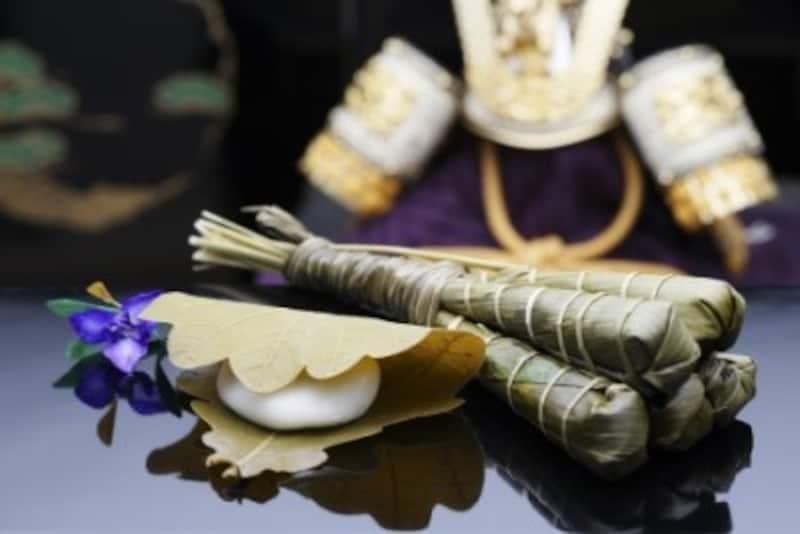 5月行事行事食粽・柏餅