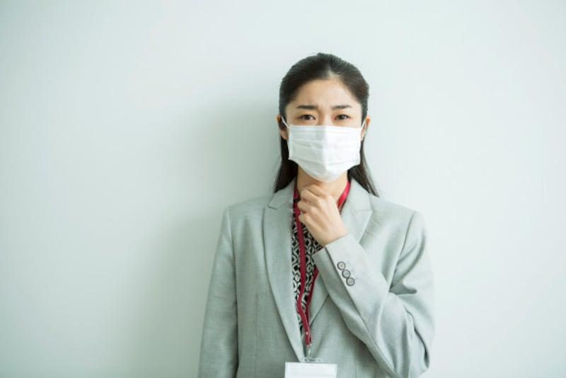 マスクニキビができやすいパーツはどこ?
