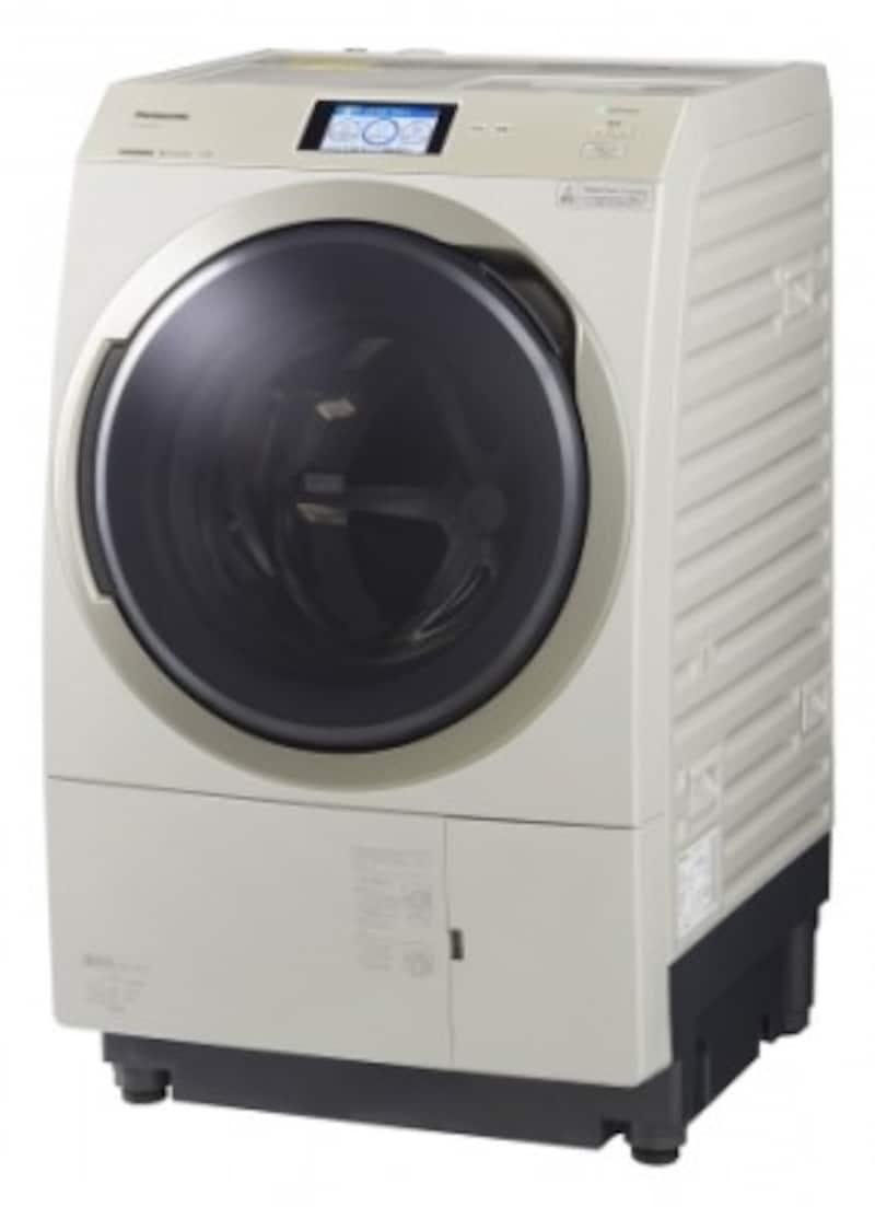 パナソニックななめドラム洗濯乾燥機NA-VX900BL/R-C(ストーンベージュ)