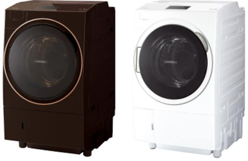 東芝ライフスタイルドラム式洗濯乾燥機ZABOONTW-127X9