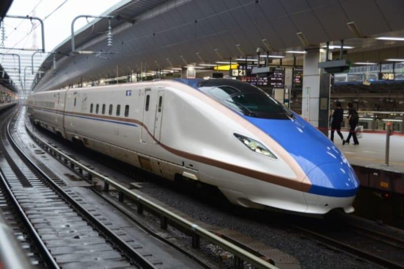 北陸新幹線E7系、上越妙高までは「タッチでGO!新幹線」が利用可能