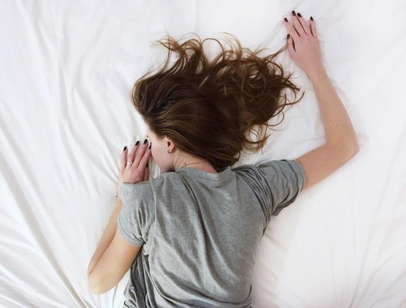 1.朝起きる時間がバラバラ