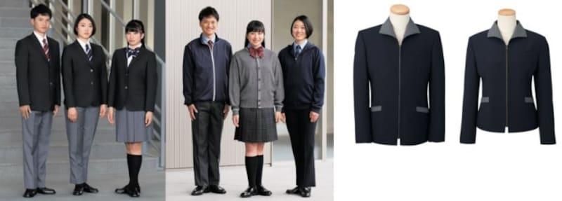 ジェンダーレス制服(トンボ)
