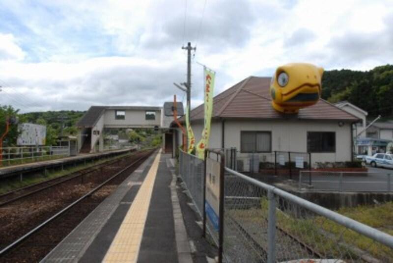 JR亀甲駅