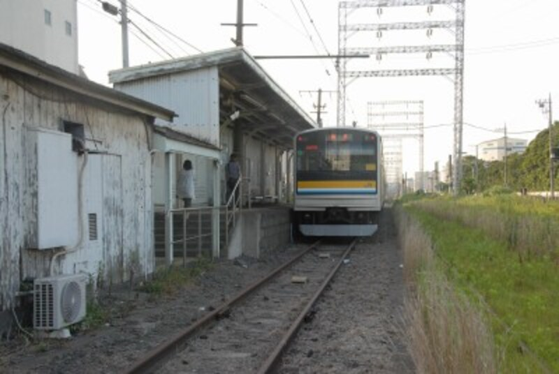 JR大川駅