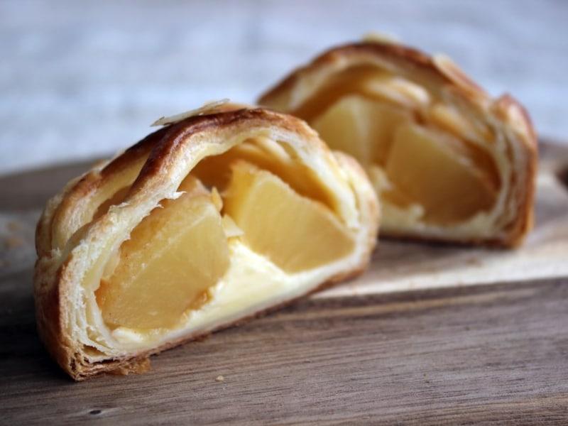 ローソンのアップルパイ