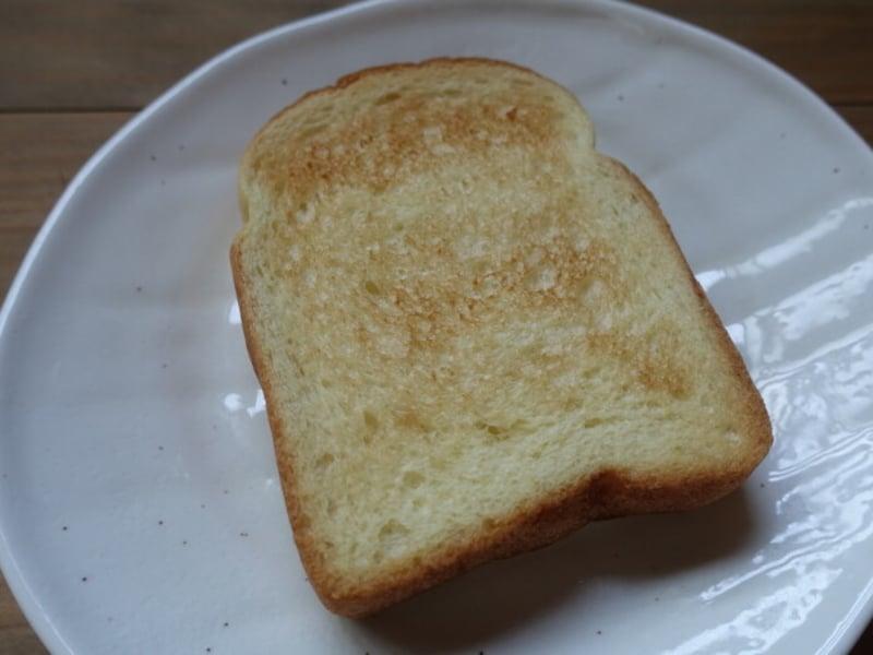 トーストしたものをそのままいただいてもおいしいです。