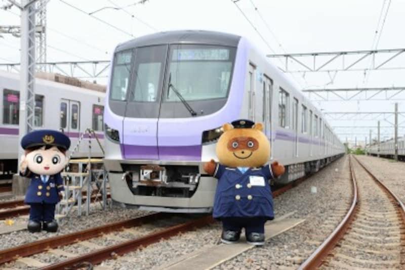 東京メトロのゆるキャラ