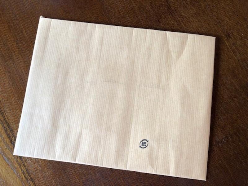 自宅にある梱包材