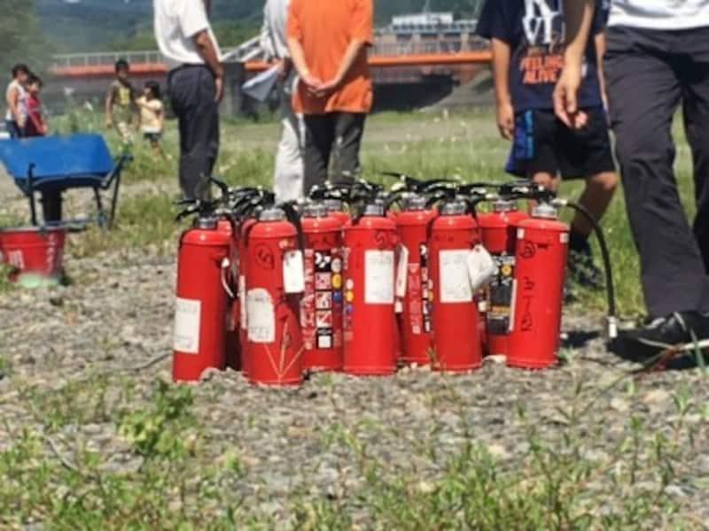 自然災害が多発し、防災訓練の重要度が増している