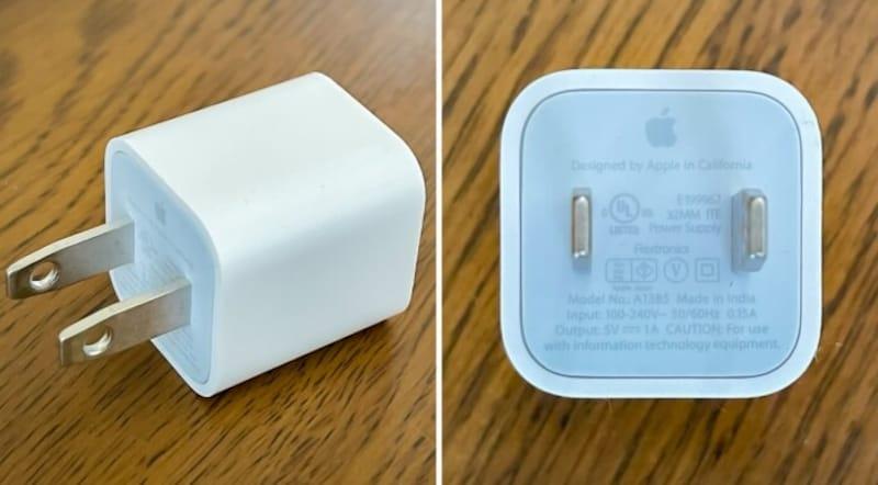 iPhoneを急速充電する裏ワザ