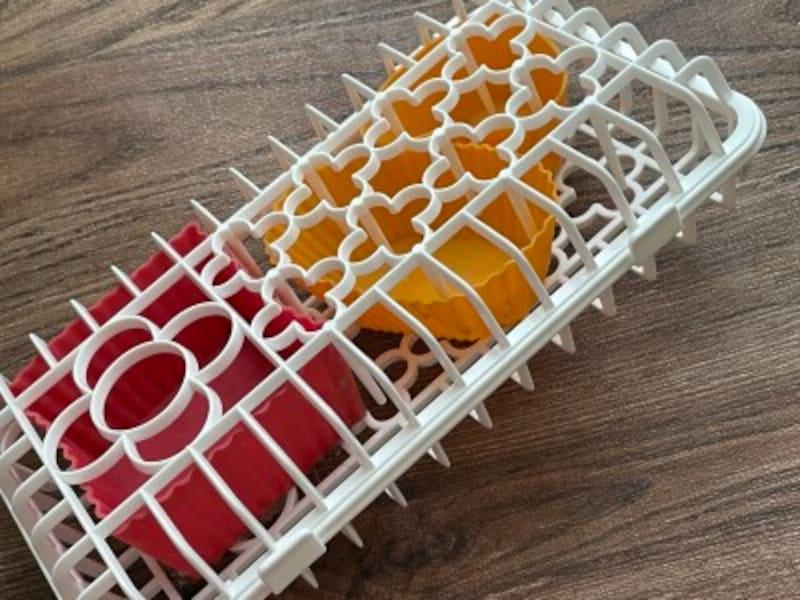 ダイソーの「食洗機用小物洗いバスケット」