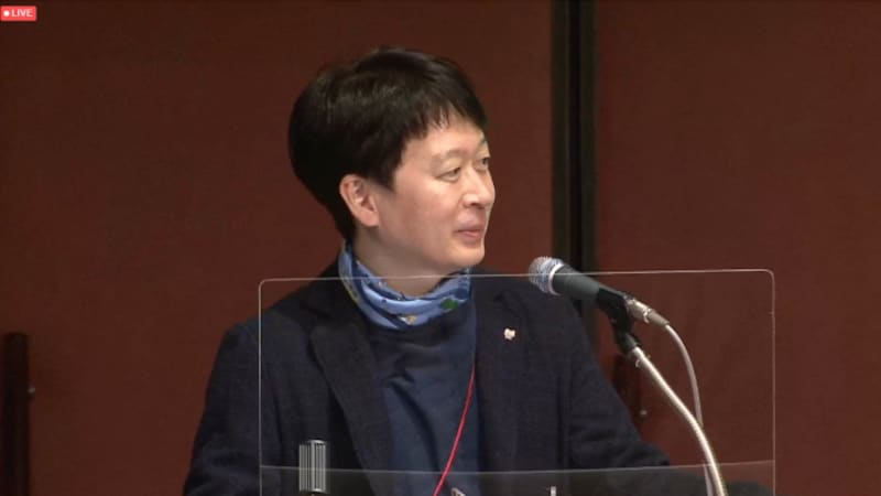 橋弥 尚孝氏(アンチエイジングペプタイド株式会社、カルナ・メドサロン)