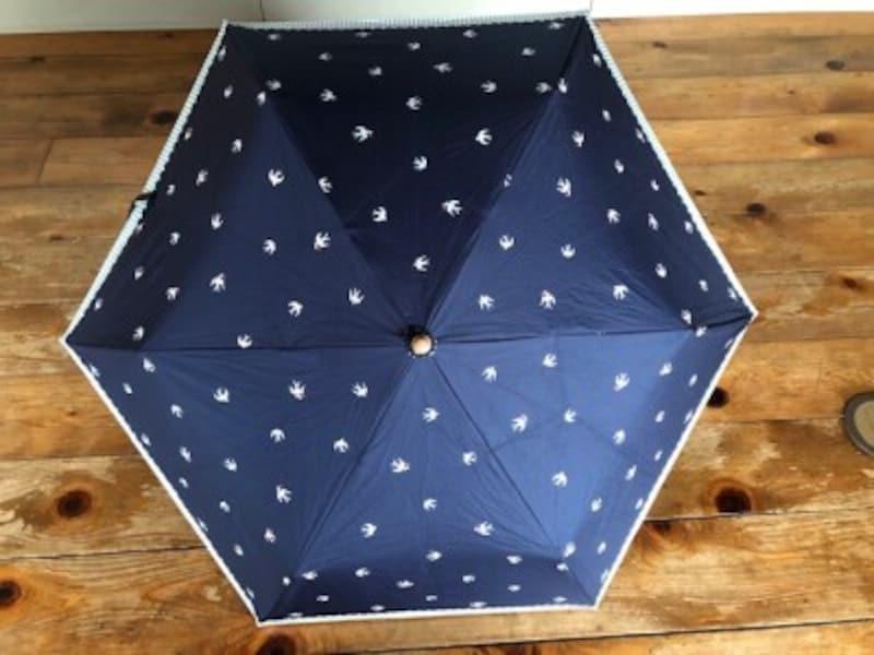 傘の柄を掲載