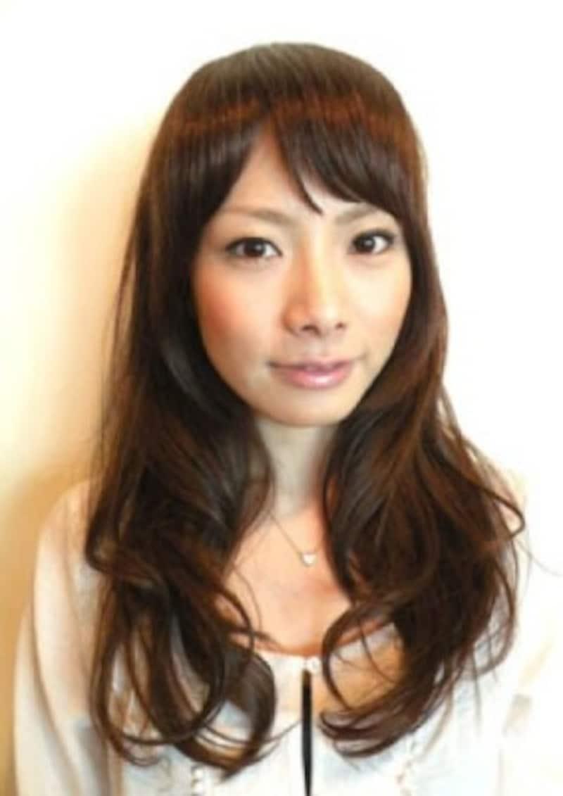 画像出典:前髪アレンジでガラっと印象チェンジ!
