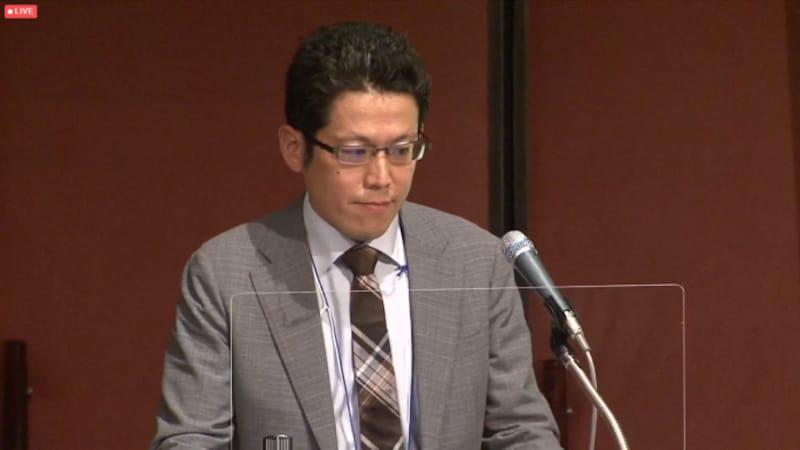 島 圭介氏(横浜国立大学大学院工学研究院、UNTRACKED株式会社)