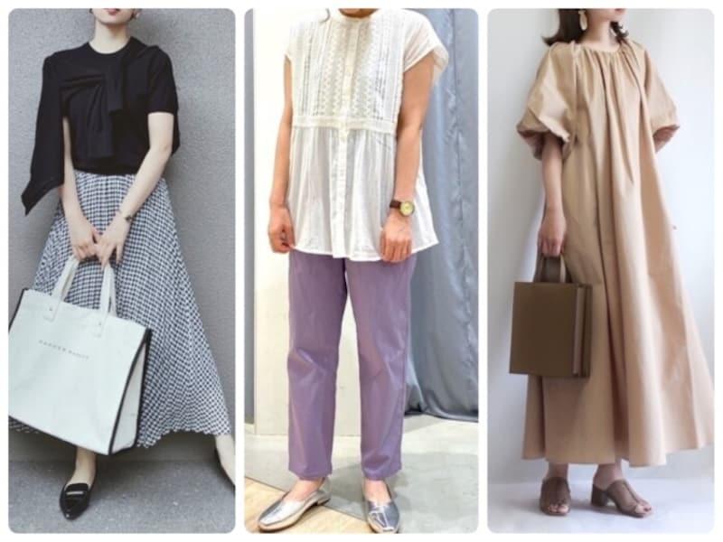 大人の女性が夏のプチプラファッションで気を付けたいポイントとは