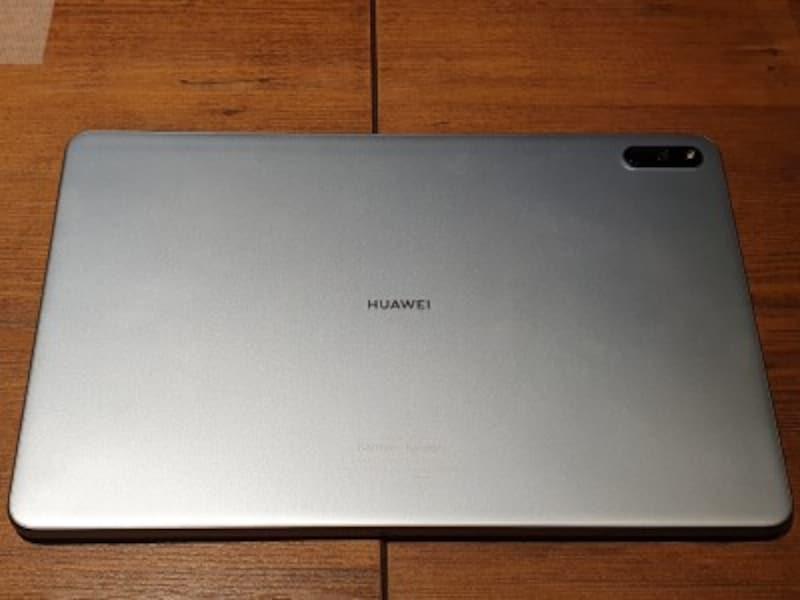 MatePad11の背面カメラ