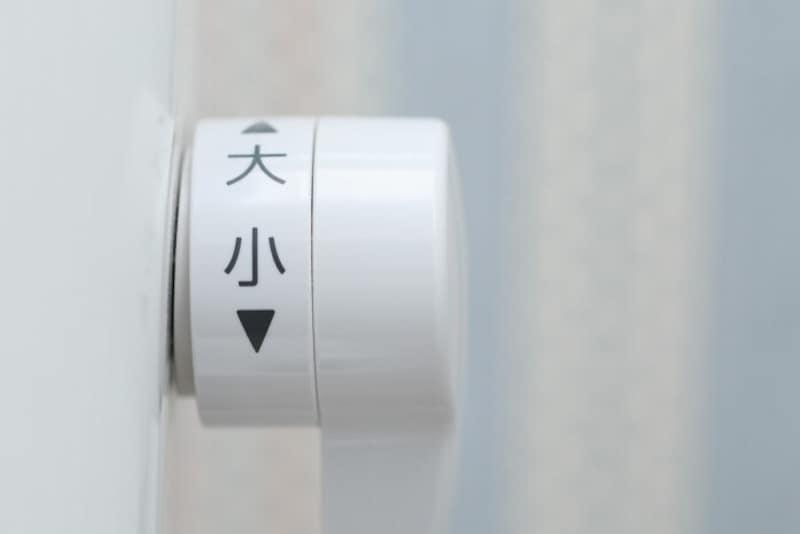 トイレの洗浄レバー「大」と「小」、あなたは使い分けていますか?