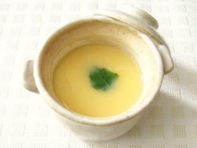 卵レシピ電子レンジで茶碗蒸し