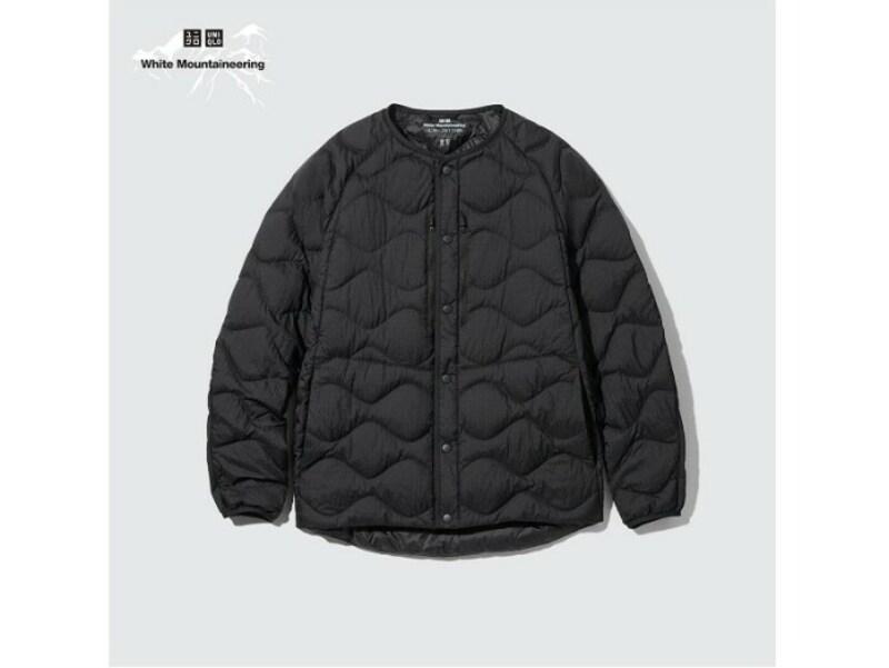 ユニクロ ウルトラライトダウンオーバーサイズジャケット 7990円(税込)