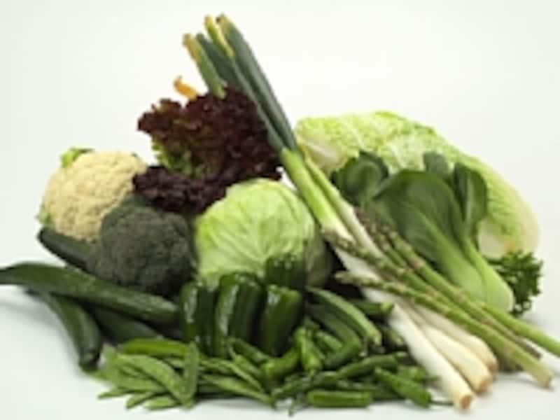 低カロリー野菜